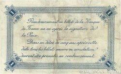 1 Franc FRANCE régionalisme et divers CALAIS 1916 JP.036.30 TTB