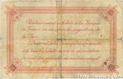 50 Centimes FRANCE régionalisme et divers CALAIS 1919 JP.036.40 B