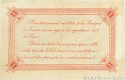 1 Franc FRANCE régionalisme et divers CALAIS 1919 JP.036.41 TTB+