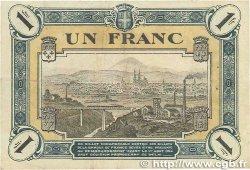 1 Franc FRANCE régionalisme et divers RÉGION ÉCONOMIQUE DU CENTRE 1918 JP.040.07 TTB