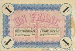 1 Franc FRANCE régionalisme et divers Cette, actuellement Sete 1915 JP.041.05 SUP