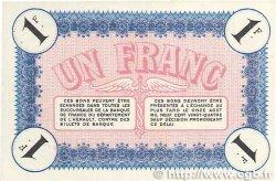 1 Franc FRANCE régionalisme et divers CETTE ACTUELLEMENT SÈTE 1915 JP.041.14 pr.NEUF