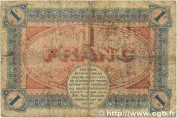 1 Franc FRANCE régionalisme et divers Châlon-Sur-Saône, Autun et Louhans 1916 JP.042.04 B