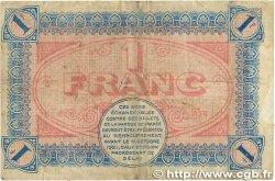 1 Franc FRANCE régionalisme et divers Châlon-Sur-Saône, Autun et Louhans 1916 JP.042.10 pr.TTB