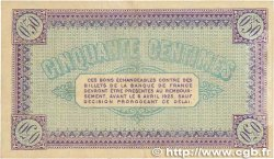 50 Centimes FRANCE régionalisme et divers CHÂLON-SUR-SAÔNE, AUTUN ET LOUHANS 1920 JP.042.24 TTB+