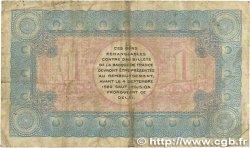 1 Franc FRANCE régionalisme et divers CHAMBÉRY 1915 JP.044.01 TB