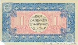 1 Franc FRANCE régionalisme et divers Chambéry 1916 JP.044.09 SUP