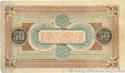 50 Centimes FRANCE régionalisme et divers Chambéry 1920 JP.044.12 pr.TTB