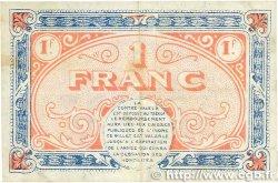 1 Franc FRANCE régionalisme et divers CHATEAUROUX 1918 JP.046.19 TTB+