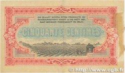 50 Centimes FRANCE régionalisme et divers COGNAC 1916 JP.049.01 TTB+