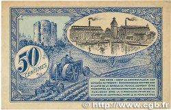 50 Centimes FRANCE régionalisme et divers CORBEIL 1920 JP.050.01 pr.SUP