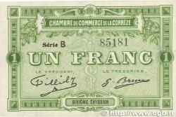 1 Franc FRANCE régionalisme et divers  1915 JP.051.16var. SUP+