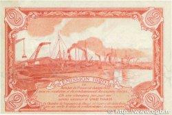 2 Francs FRANCE régionalisme et divers DIEPPE 1920 JP.052.19 SUP+