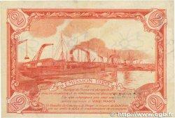 2 Francs FRANCE régionalisme et divers DIEPPE 1920 JP.052.19 TTB