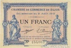 1 Franc FRANCE régionalisme et divers Dijon 1915 JP.053.04 SPL