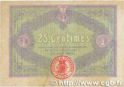 25 Centimes FRANCE régionalisme et divers Dijon 1920 JP.053.23 TTB
