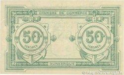 50 Centimes FRANCE régionalisme et divers Dunkerque 1918 JP.054.01 TTB