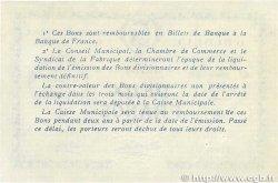 2 Francs FRANCE régionalisme et divers ELBEUF 1918 JP.055.03 TTB+