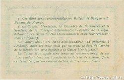 50 Centimes FRANCE régionalisme et divers Elbeuf 1918 JP.055.04 SUP