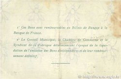 50 Centimes FRANCE régionalisme et divers Elbeuf 1917 JP.055.09 TTB+