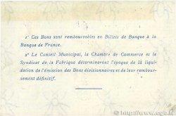 2 Francs FRANCE régionalisme et divers Elbeuf 1917 JP.055.13 SUP
