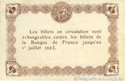 1 Franc FRANCE régionalisme et divers ÉPINAL 1920 JP.056.05 SUP+
