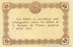 1 Franc FRANCE régionalisme et divers ÉPINAL 1920 JP.056.05 SUP