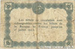 50 Centimes FRANCE régionalisme et divers Épinal 1920 JP.056.09 B