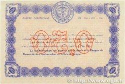 50 Centimes FRANCE régionalisme et divers Évreux 1916 JP.057.02 SPL