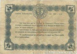 1 Franc FRANCE régionalisme et divers ÉVREUX 1917 JP.057.12 B
