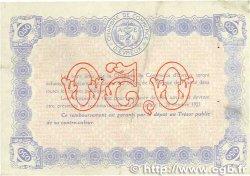 50 Centimes FRANCE régionalisme et divers ÉVREUX 1920 JP.057.18 TTB+