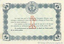 1 Franc FRANCE régionalisme et divers Évreux 1920 JP.057.19 SUP+