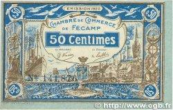 50 Centimes FRANCE régionalisme et divers FÉCAMP 1920 JP.058.01 TTB