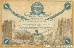 1 Franc FRANCE régionalisme et divers FÉCAMP 1920 JP.058.03 SUP+
