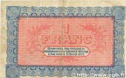 1 Franc FRANCE régionalisme et divers FOIX 1915 JP.059.03 pr.TTB