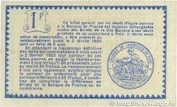 1 Franc FRANCE régionalisme et divers Foix 1915 JP.059.10 TTB+