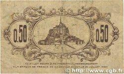 50 Centimes FRANCE régionalisme et divers Granville 1915 JP.060.01 TB