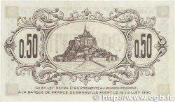 50 Centimes FRANCE régionalisme et divers GRANVILLE 1915 JP.060.02 pr.SPL