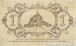 1 Franc FRANCE régionalisme et divers Granville 1915 JP.060.04 pr.TTB