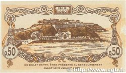 50 Centimes FRANCE régionalisme et divers Granville 1917 JP.060.11 SPL+