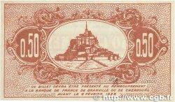 50 Centimes FRANCE régionalisme et divers Granville et Cherbourg 1920 JP.061.01 pr.NEUF