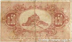50 Centimes FRANCE régionalisme et divers GRANVILLE et CHERBOURG 1920 JP.061.01 pr.TTB