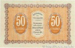 50 Centimes FRANCE régionalisme et divers Gray et Vesoul 1915 JP.062.01 pr.SPL