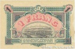 1 Franc FRANCE régionalisme et divers GRENOBLE 1916 JP.063.06 SPL+