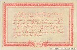 1 Franc FRANCE régionalisme et divers LA ROCHE-SUR-YON 1915 JP.065.09 SPL