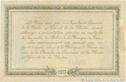 2 Francs FRANCE régionalisme et divers La Roche-Sur-Yon 1915 JP.065.10 SUP