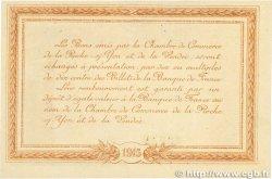 50 Centimes FRANCE régionalisme et divers LA ROCHE-SUR-YON 1915 JP.065.14 SPL