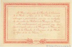 1 Franc FRANCE régionalisme et divers La Roche-Sur-Yon 1915 JP.065.17 SPL