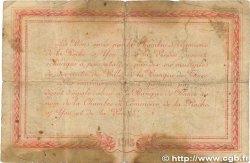 1 Franc FRANCE régionalisme et divers La Roche-Sur-Yon 1915 JP.065.17 B