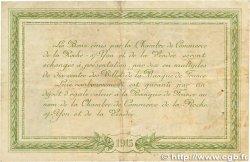 2 Francs FRANCE régionalisme et divers La Roche-Sur-Yon 1915 JP.065.21 TTB